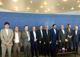 نمایندگان مازندران 12 قطعهی جدا