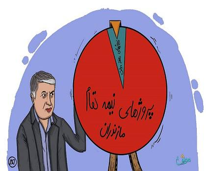 قمار پروژههای هفته دولت در مازندران!