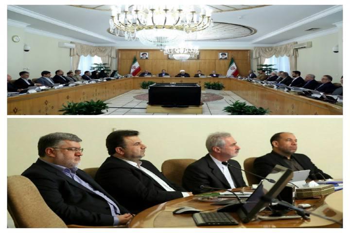 واکنش دبیر هیات دولت به انتخاب 4 استاندار جدید
