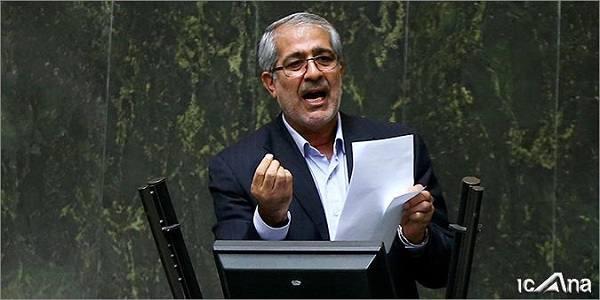 گلایه شاعری از بحران آب شرق مازندران در مجلس