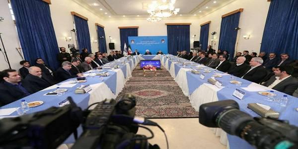روحانی: نمی توان با خواست عمومی مردم مبارزه کرد؛ نه درست است، نه مشروع و نه قانونی