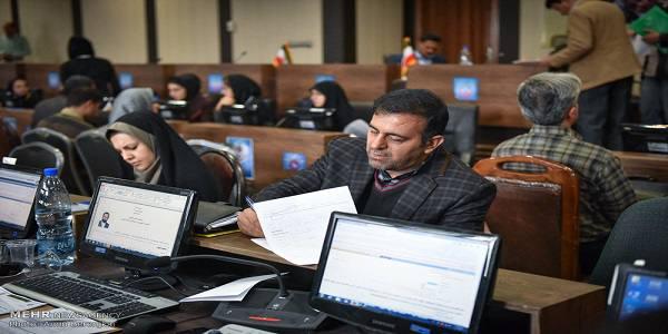 ثبتنام داوطلبان انتخابات مجلس از طریق لیست احزاب یا به صورت منفرد انجام میپذیرد