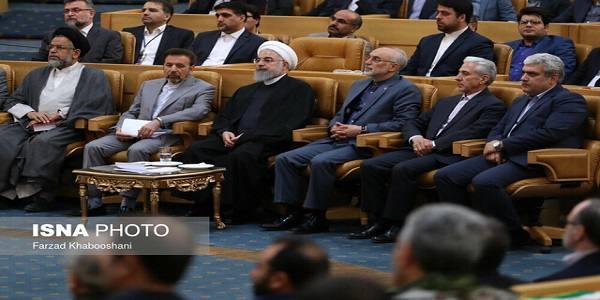 روحانی: قدرت نظامی ما در مخیله آمریکا نمیگنجد/آمریکا در راس تروریسم عالم است