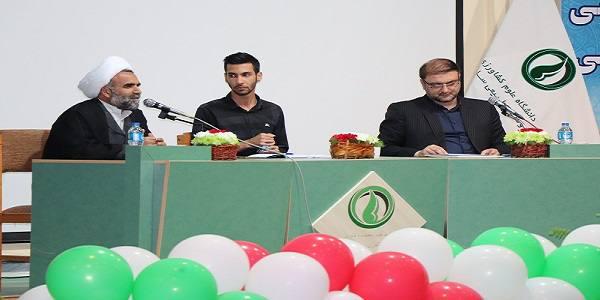 نشست تخصصی جریان شناسی انقلاب اسلامی در دانشگاه برگزار شد