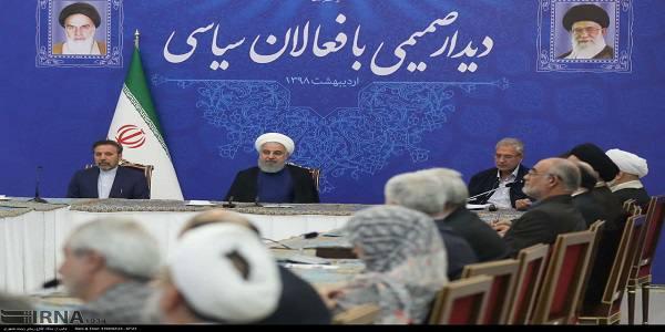 اصلاحطلبان درخواست مذاکره با آمریکا داشتند اما روحانی جواب منفی داد