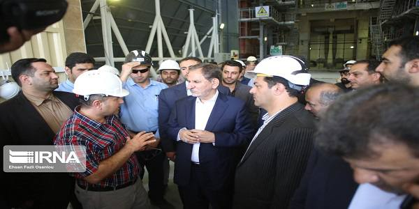معاون اول رئیس جمهوری از نیروگاه زبالهسوز نوشهر بازدید کرد