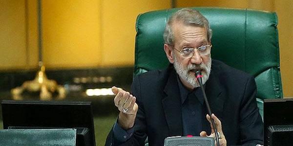 دکتر لاریجانی: تمام اعضای پنتاگون و وابستگان آنها تروریست محسوب میشوند