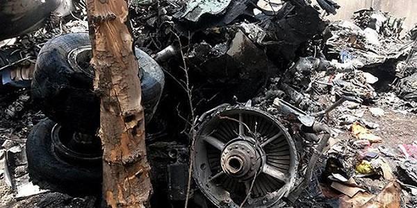 جانباختن ۳۲ مسافر خارجی و بیش از ۱۴۰ ایرانی در حادثه سقوط هواپیمای اوکراینی