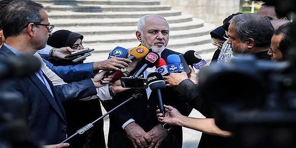 ظریف: امروز باید به آمریکاییها بگوییم سیاستهای شما در قبال ایران شکست خورده است