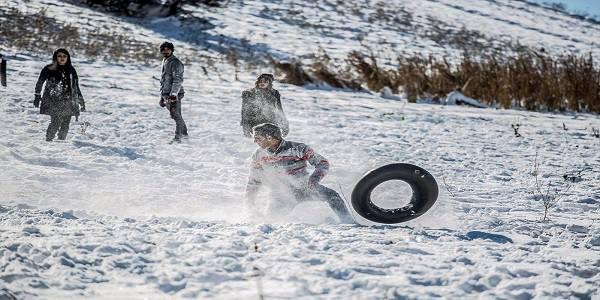 گردشگری زمستانه مازندران زیر مدار صفر درجه